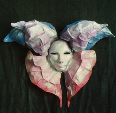 Máscara Mariposa