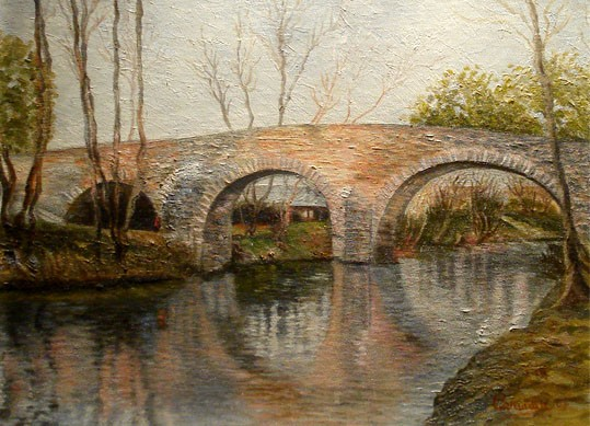 Puente de  Pamplona