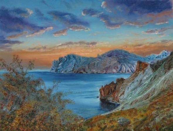 Coctebel, Crimea