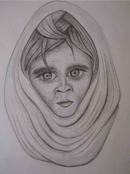 Ojos afganos