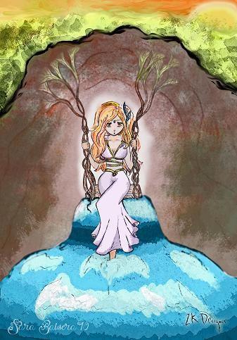 Espiritu del bosque: Guardiana de las aguas