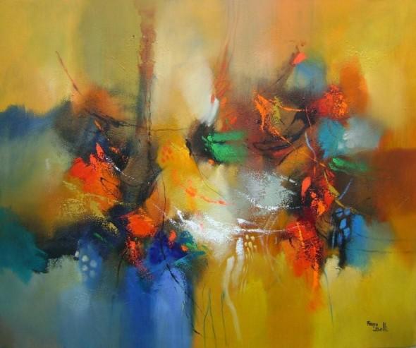 Galeria Pinturas De Arte: Obra De Arte: Quitus Artistas Y Arte. Artistas De La Tierra