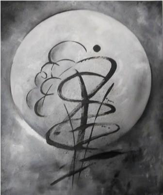 Sensaciones ante la luna
