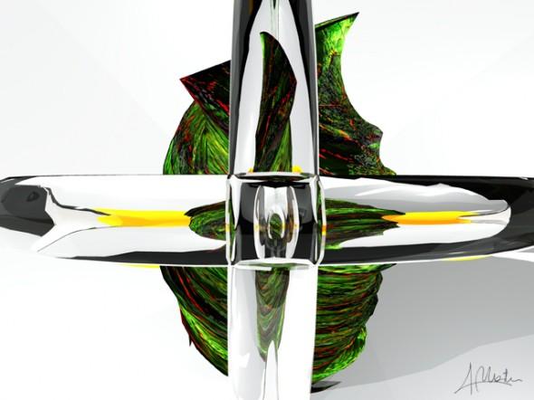 Composición en Cristal 56