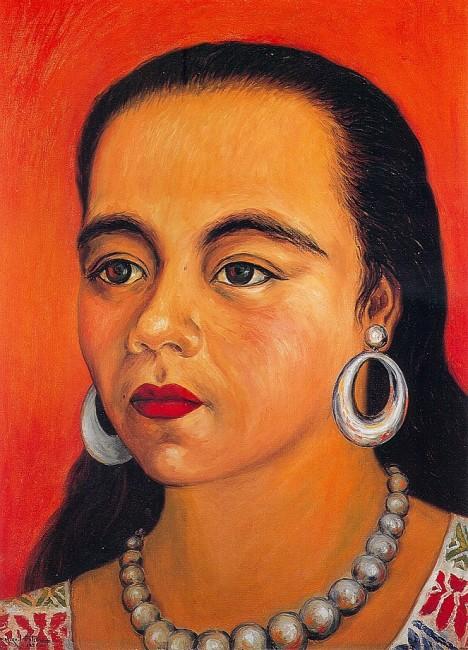 Retrato de Lilia Ortega