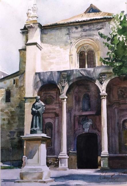 Iglesia Santo Domingo, Granada
