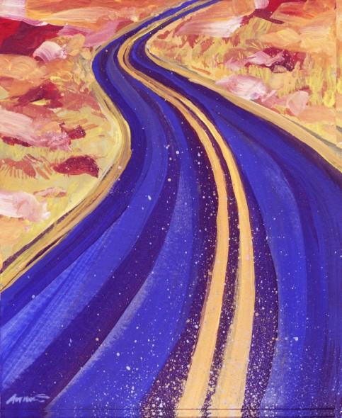 Caminho Azul