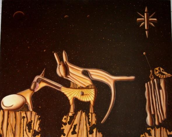 La adecuacion del agobio.En memoria de Jesús de la Rosa(grupo triana).El genio de triana.