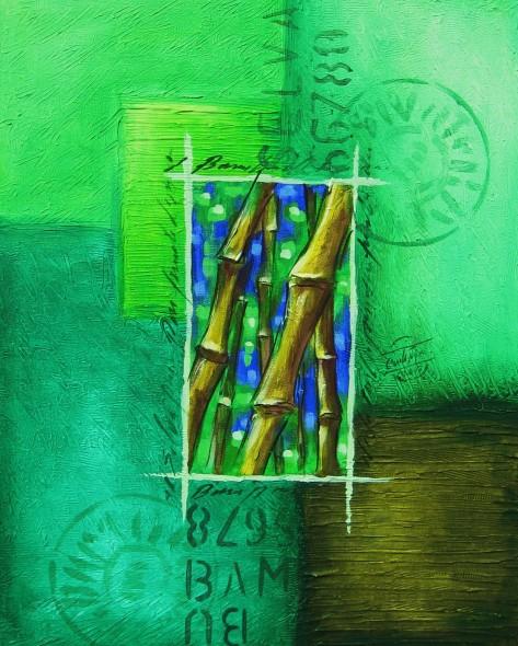 Carlos rojas obra selva de bambu - Reproduccion del bambu ...