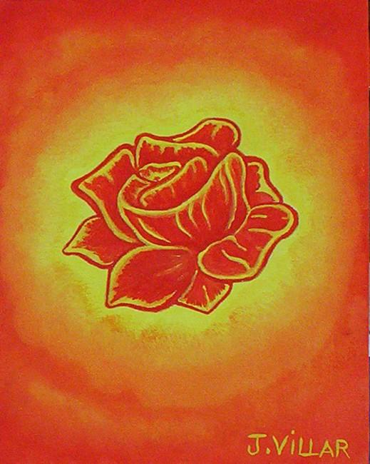 cuando el sol se casa con la rosa