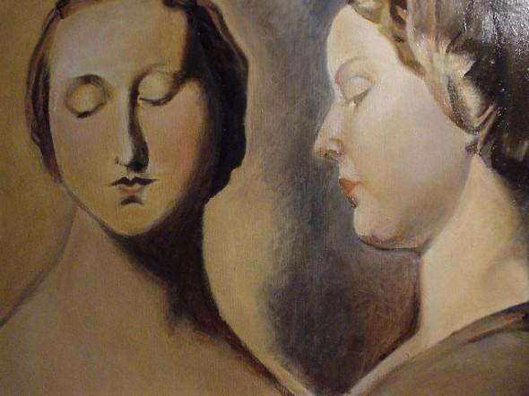 Dos damas