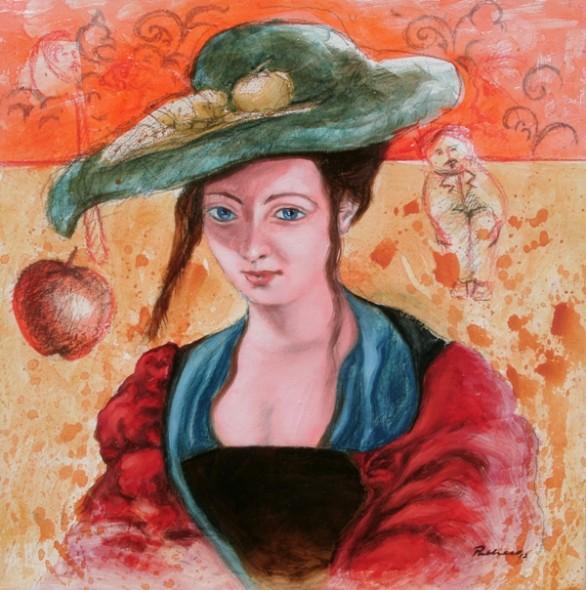 Pequeno concierto para una dama con sombrero