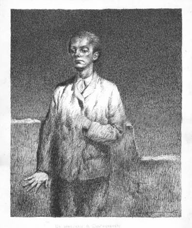 Un personaje Dostoyeswsky