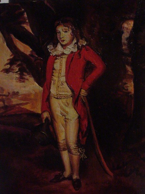 Retrato de Raeburn