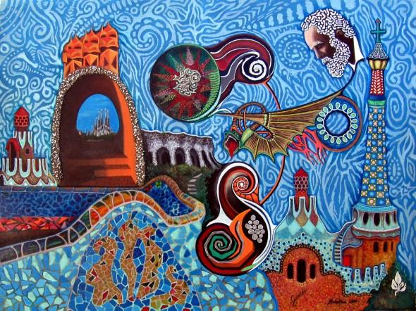 Sueños de Gaudí