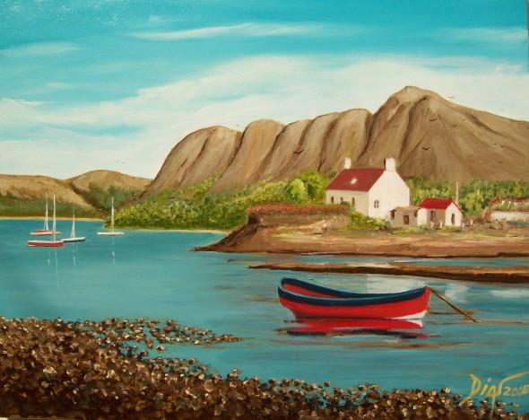 Paisaje - Escócia