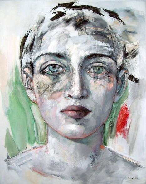 Retrato involuntario de Camille Claudel.
