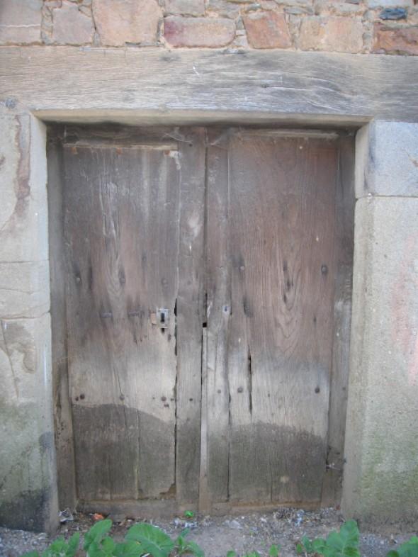 Las puertas de la otra vida.