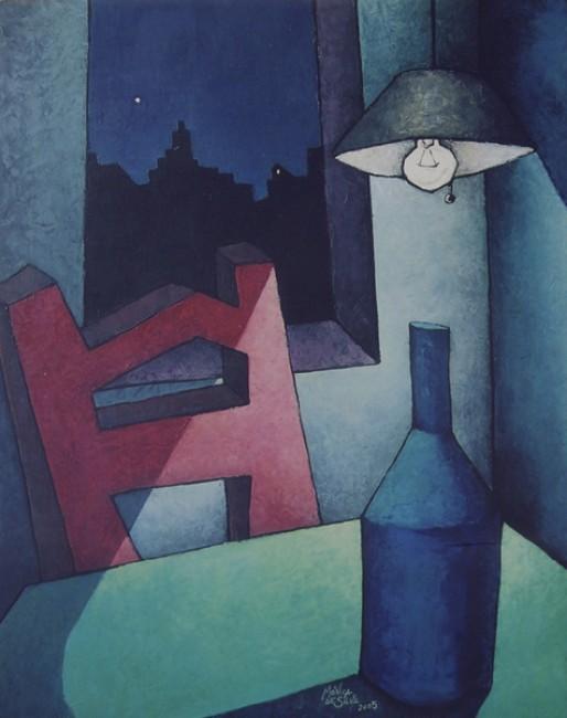 Insomnio en una noche con estrella II