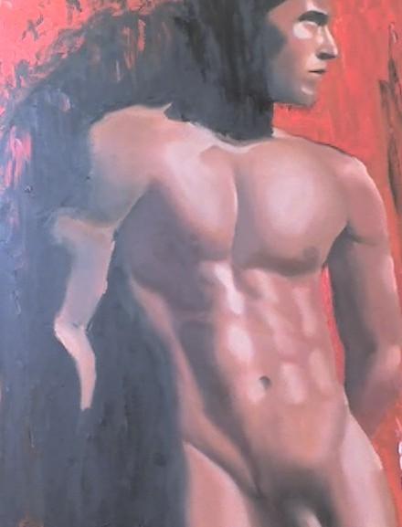 Los 50 desnudos frontales masculinos del cine Amenzing