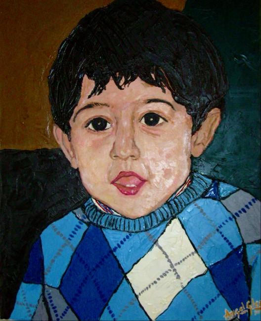 Retrato de Álvaro