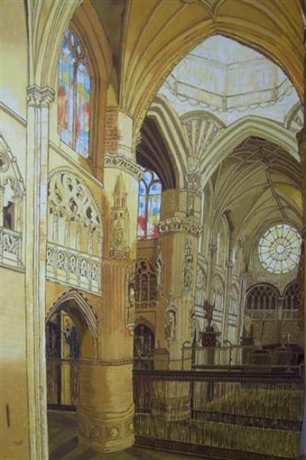 Catedral de Burgos ( Crucero)