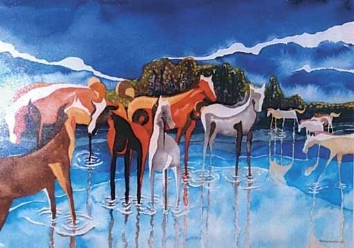 Tropa de caballos