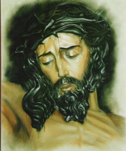 Cristo de la Buena Muerte(Hiniesta)