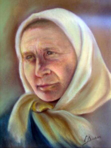 Mujer ucraniana
