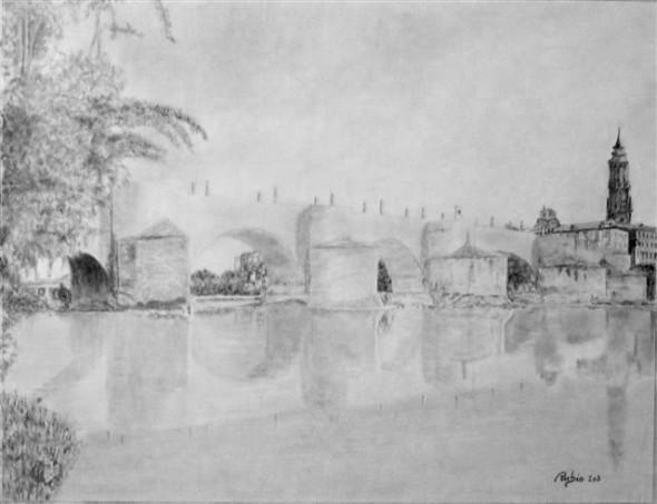 puente de piedra-Zaragoza