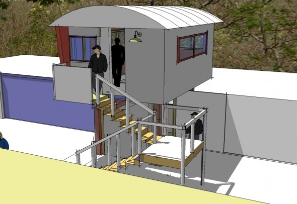 Como construir una caseta trendy construir una caseta de jardn with como construir una caseta - Como hacer una caseta de obra ...