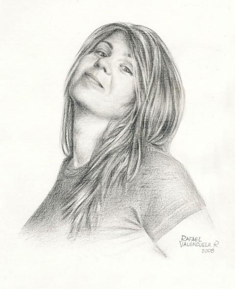 Portrait of Tatiana k.