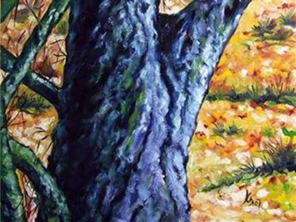 Troc d'arbre