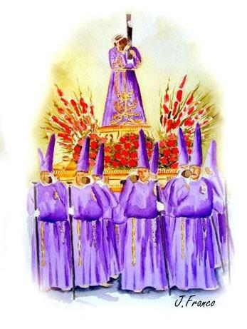JESUS NAZARENO COFRADIA DE JESUS-MURCIA-