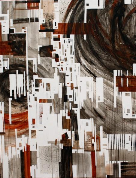 El artista de la semana monika grygier farres for Adolfo dominguez badajoz