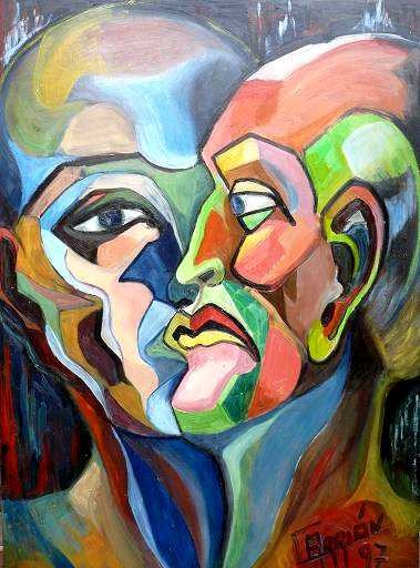 Las dos caras