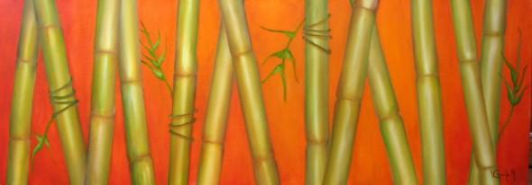 Sólo bambúes