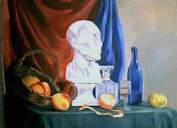 bodegon busto