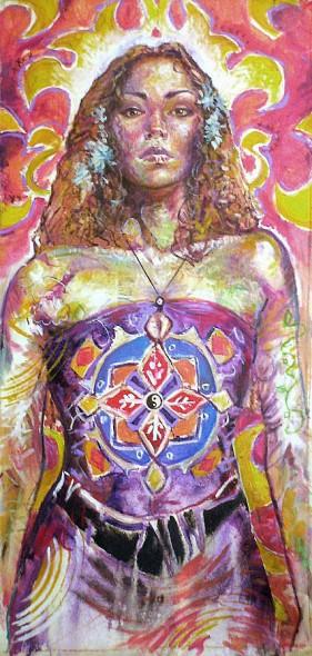 Mandala Femme