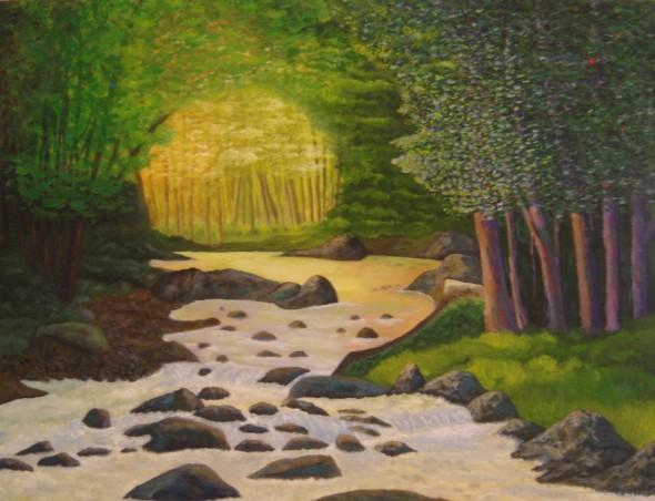El riu de les fades
