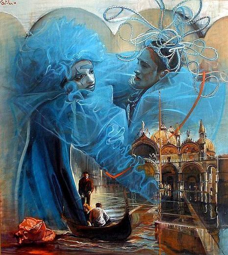 Alegoria del Romance