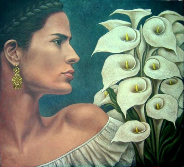 foto artista mexicana: