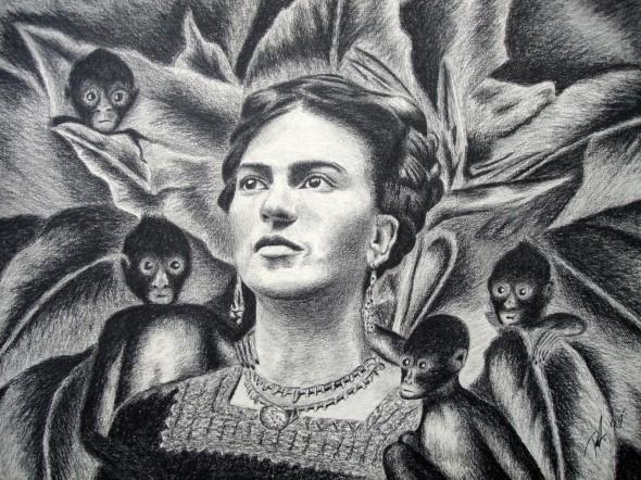 Frida y los Monos