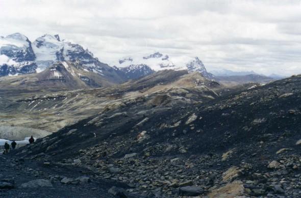 Nevado de Pastoruri