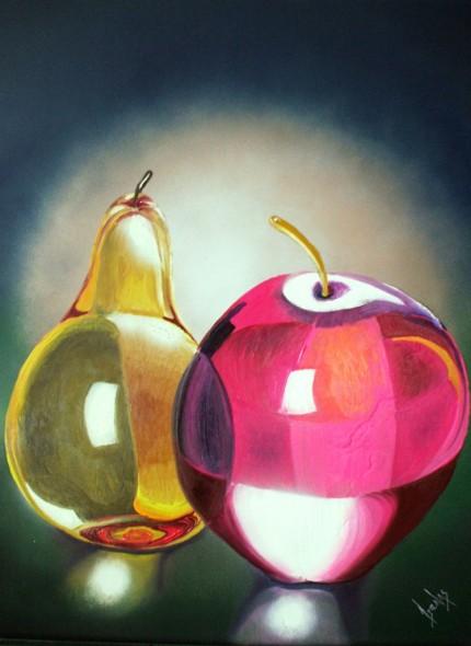 Roberto arenas esquinca obra frutas de cristal for Frutas de cristal