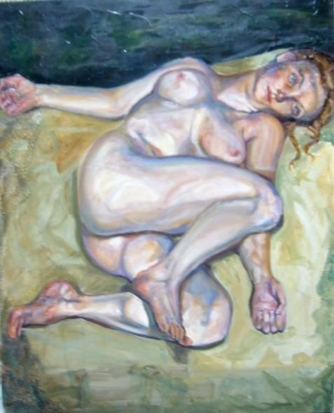 Desnudo en la luna parte 1