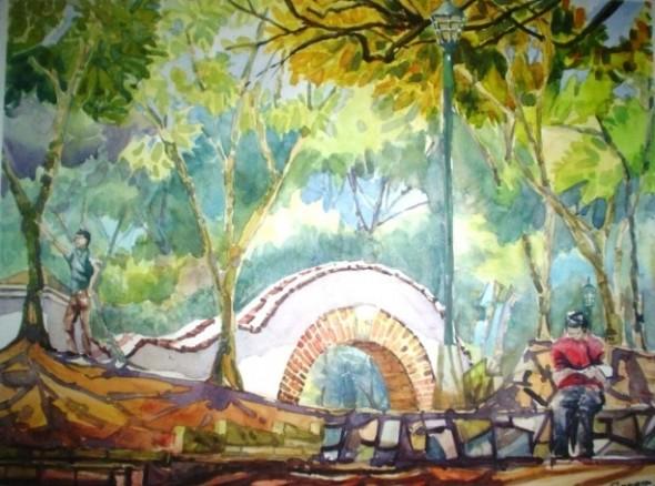 Arco del Cerrito del Carmen