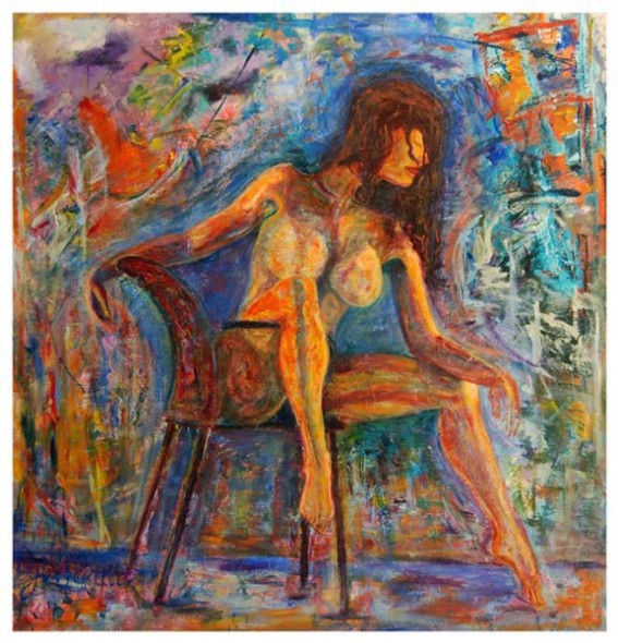 foto mujer peluda desnuda: