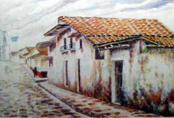 Casa tipica Xalapeña