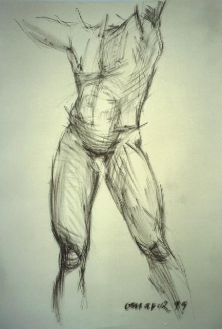 Desnudo del natural